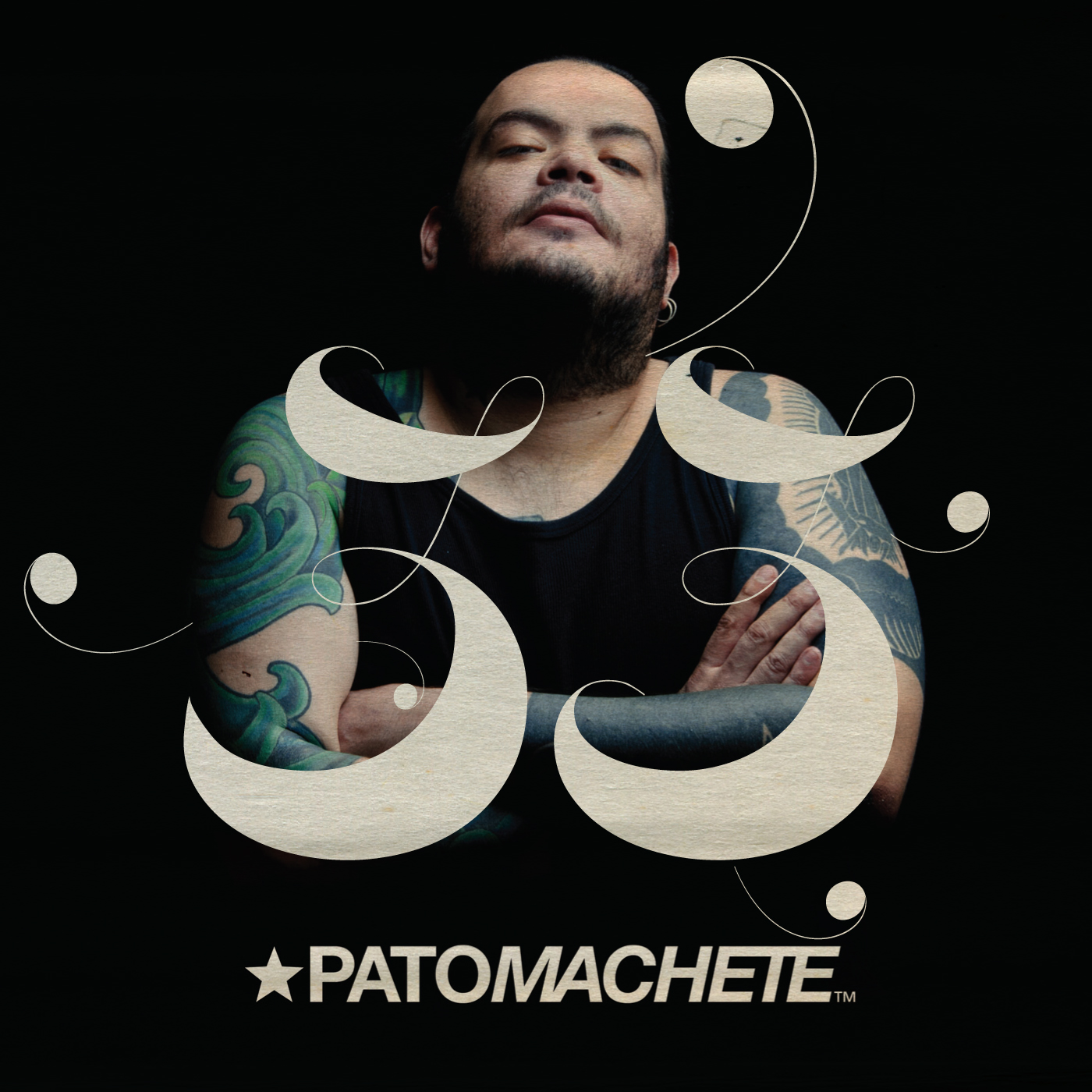 33 por Pato Machete