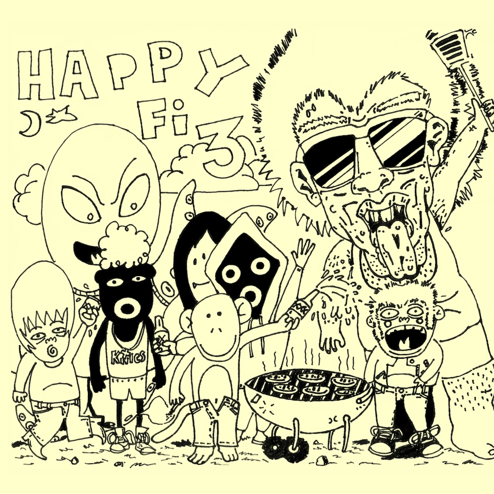 Happy-Fi Compilación 3