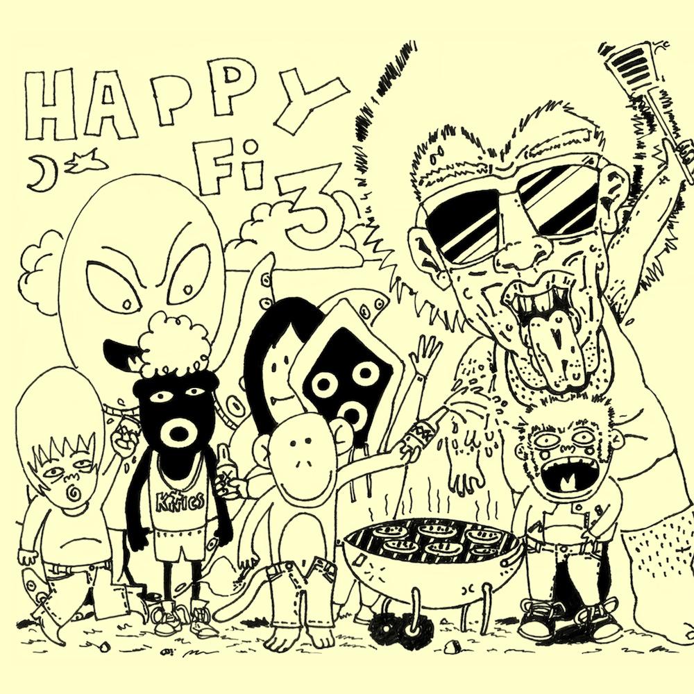 Happy-Fi Compilación 3