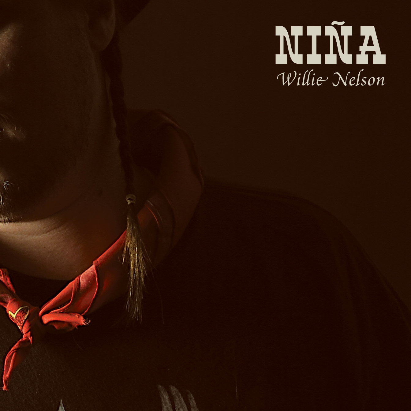 Willie Nelson por Niña
