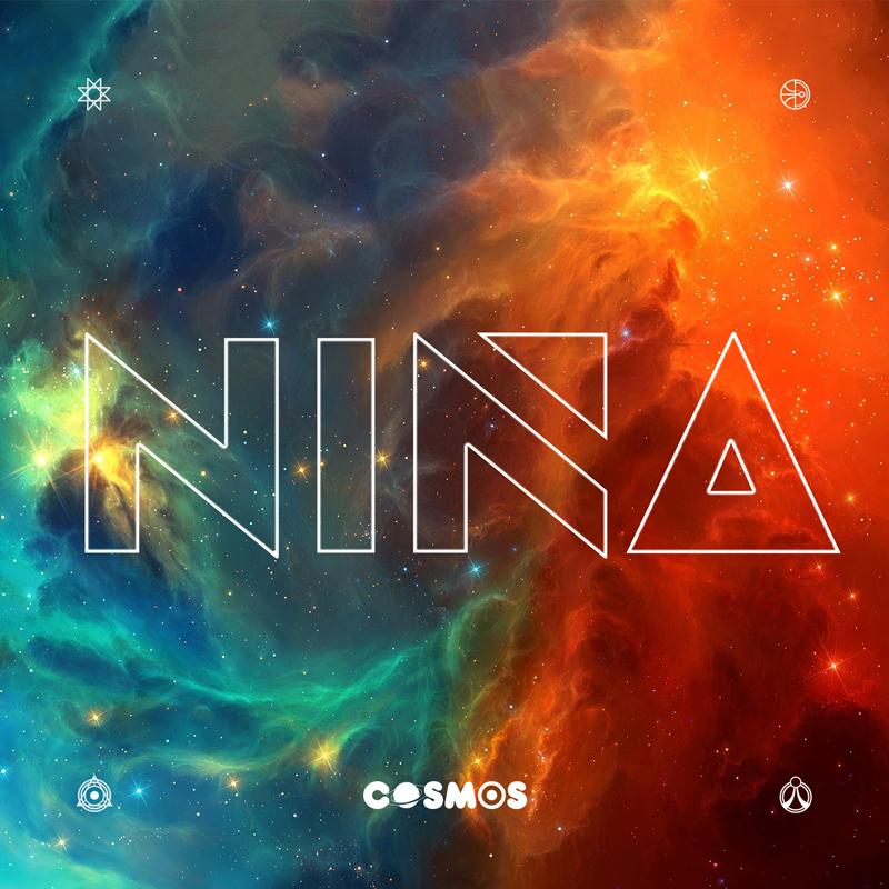 Cosmos por Niña