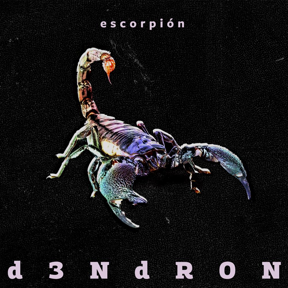 Escorpión por D3NDRON